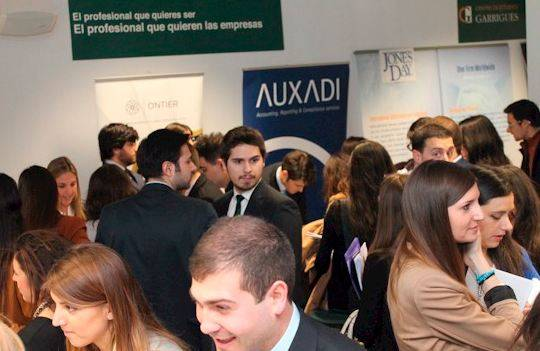 Auxadi participates at Garrigues Employment Forum