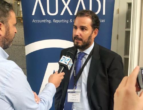 """Auxadi y next participan en varios talleres sobre """"Procesos y Tecnología en los Despachos Profesionales"""""""