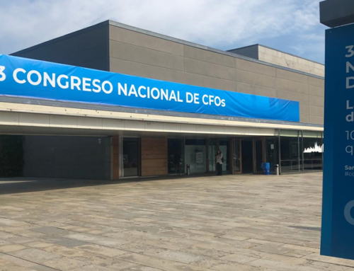The new CFO agenda: 10 current trends. Auxadi and Next participated in the CFO's Third National Congress