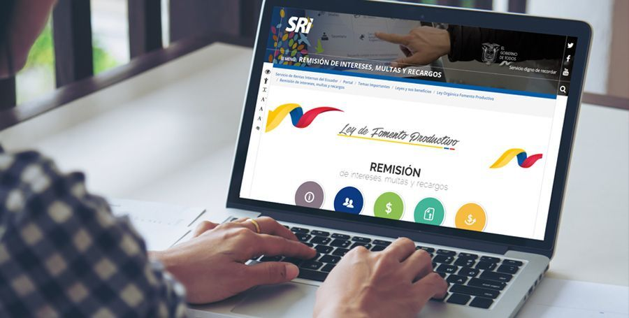 Ecuador. Servicio de Rentas Internas (SRI)