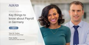 Key things to know about Payroll in Germany