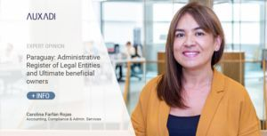 Paraguay: Administrative Register of Legal Entities and Ultimate beneficial owners