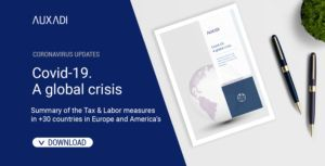 Covid-19. A global crisis. Summary of the Tax & Labor measures in +30 countries in Europe and America's