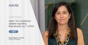 Spain: Tax Compliance updates regarding Real Decreto Ley 11/2020