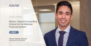 Special Accounting Criteria for the Mexican Financial System