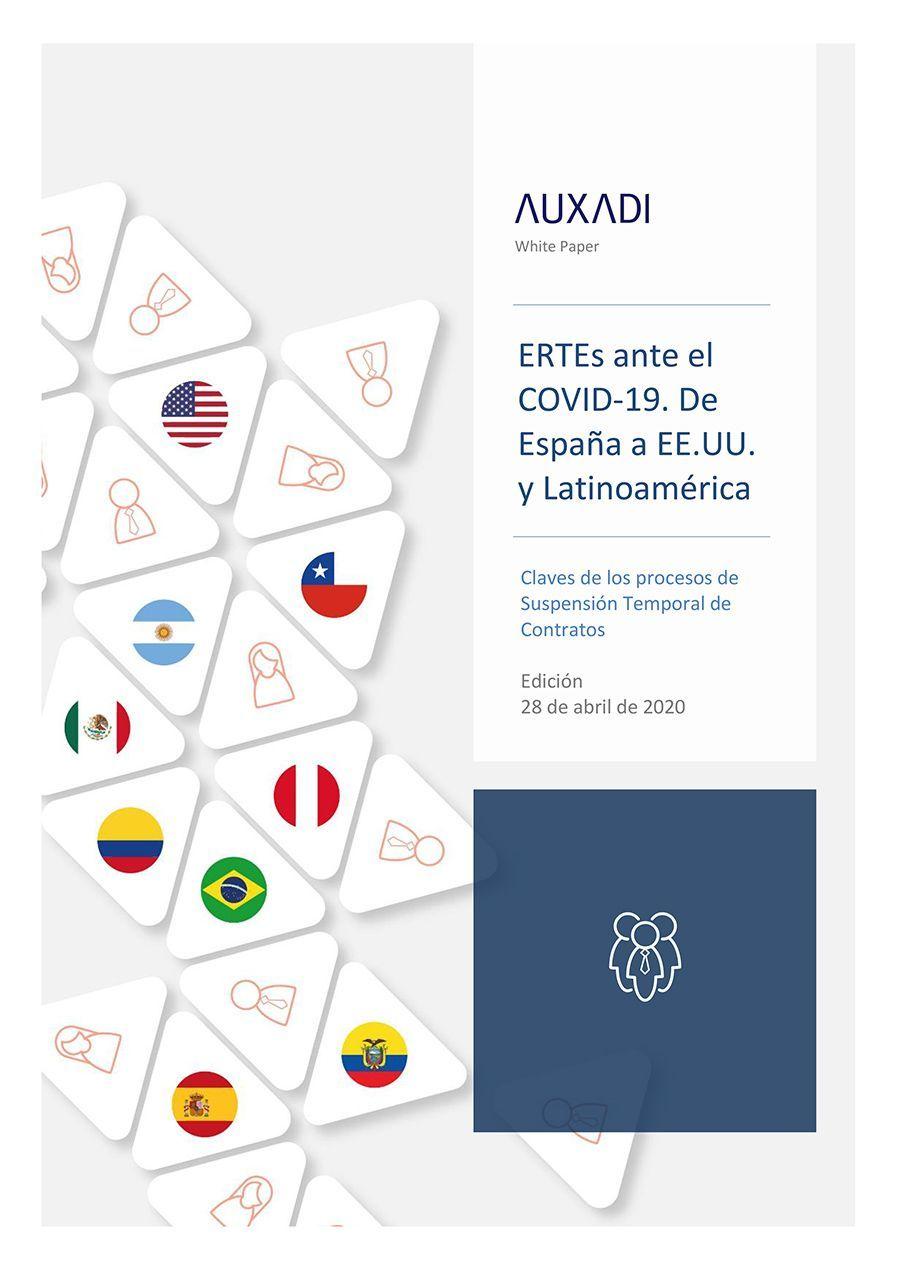 ERTEs ante el COVID-19. España-Latinoamerica-EE.UU.