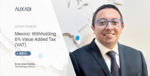 Mexico: Withholding 6% Value Added Tax (VAT)