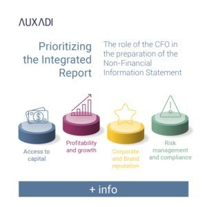 Prioritizing the Integrated Report. The role of the CFO in the preparation of the Non-Financial Information Statement.