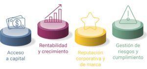 Informe Integrado. El rol del CFO en la preparación del Estado de Información No Financiera