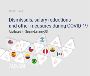 Dismissals, salary reductions and other measures during COVID-19
