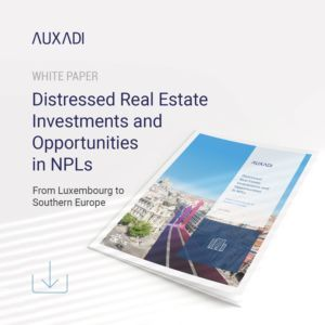 Distressed Real Estate Investments and Opportunities in NPLs