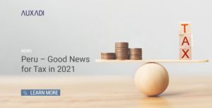 PERU – Good News for Tax in 2021