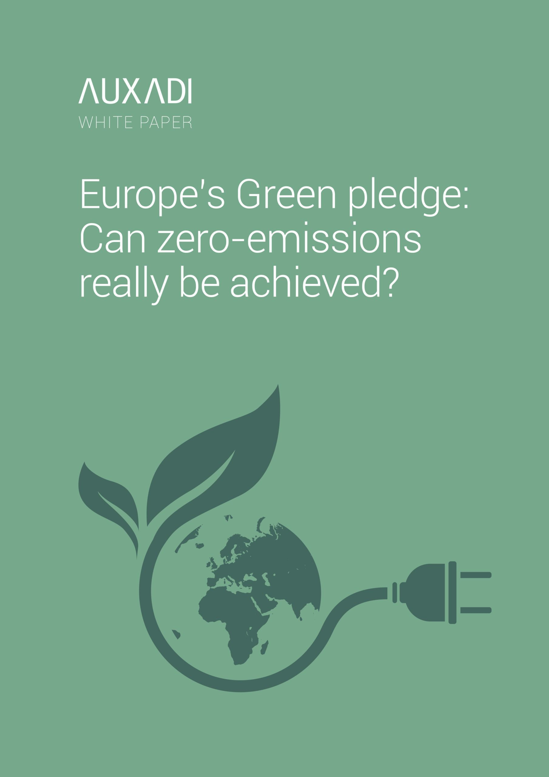 Europe's Green pledge: Can zero-emissions really be achieved?