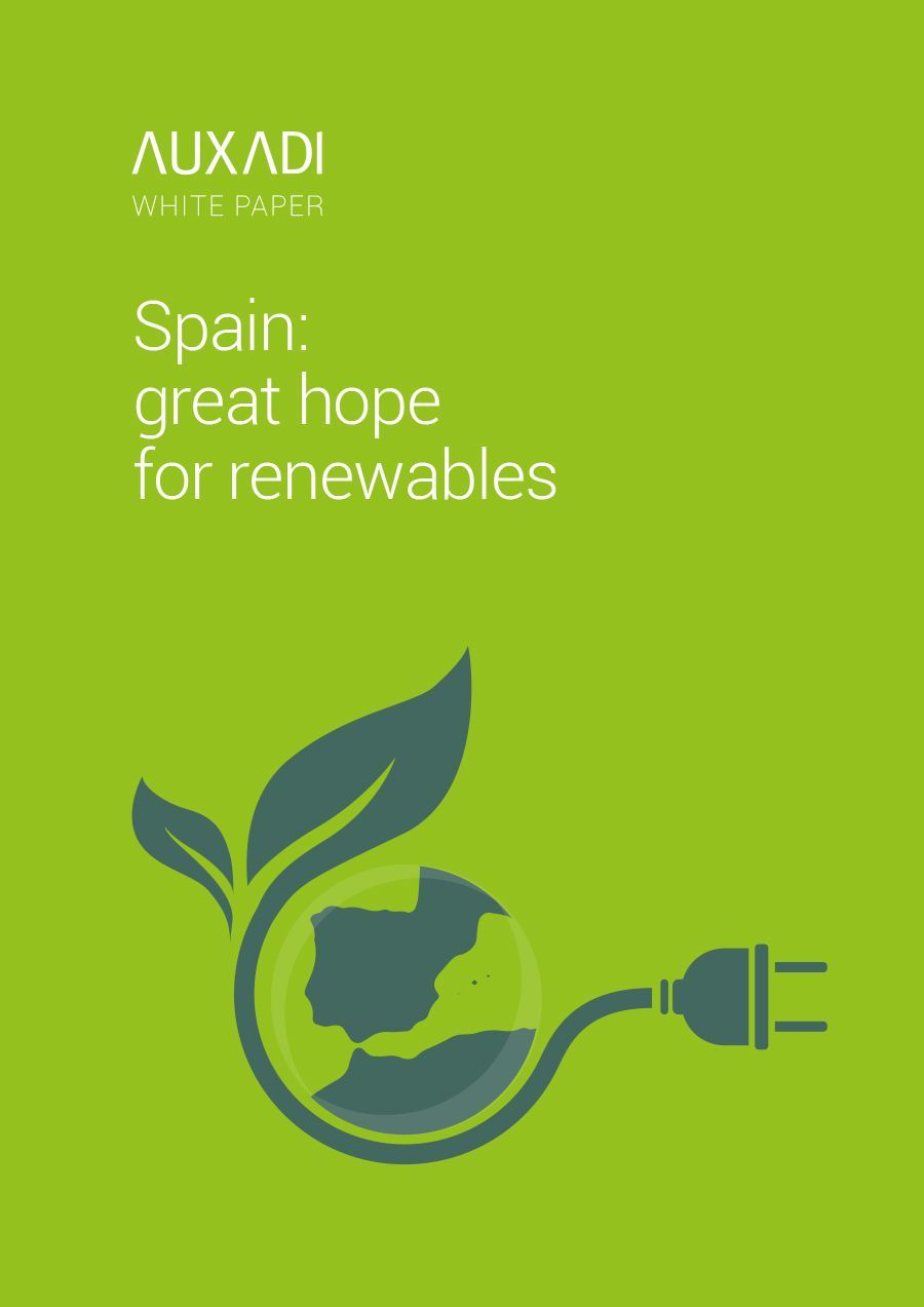 Spain: great hope for renewables