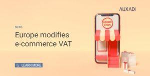 Europe modifies e-commerce VAT
