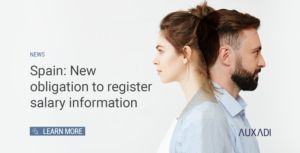 Spain: New obligation to register salary information