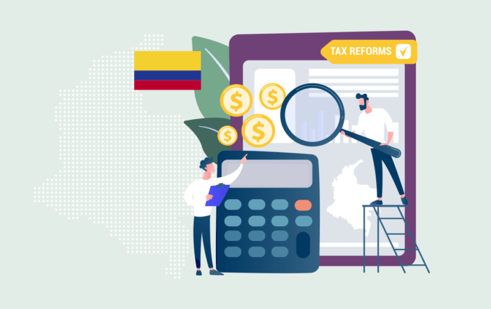 Colombia introduces tax reforms