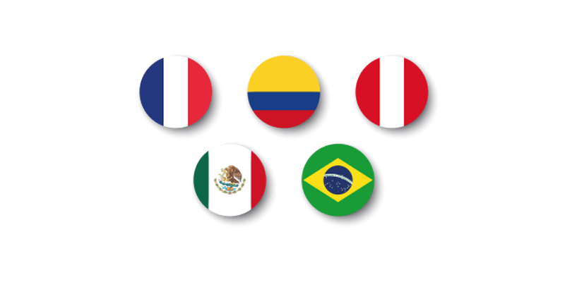 Arranca la expansión internacional