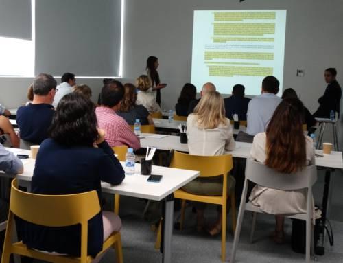 """Jornada práctica: """" La SOCIMI como vehículo estrella de inversión inmobiliaria: aspectos fiscales y regulatorios"""""""