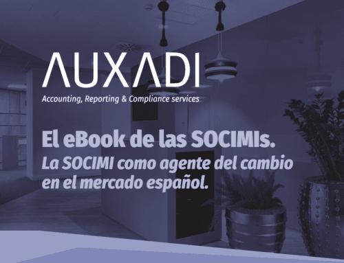 Auxadi presenta: El eBook de las SOCIMI