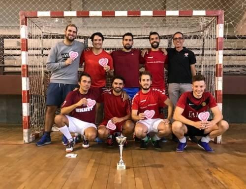 Acaba el IX Torneo de Fútbol Solidario, pero el reto continúa