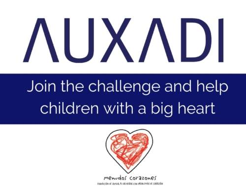 A very special message from Menudos Corazones: Join de challenge